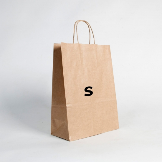 Bolsas de papel estándar S