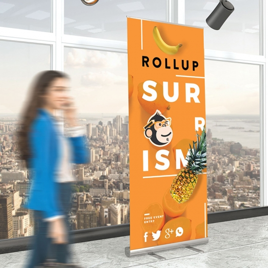 Roll-up estándar