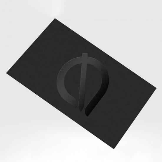 Tarjetas de visita Barniz 3D
