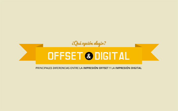 elegir impresion offset o digital
