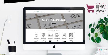 Campoamor imprenta online