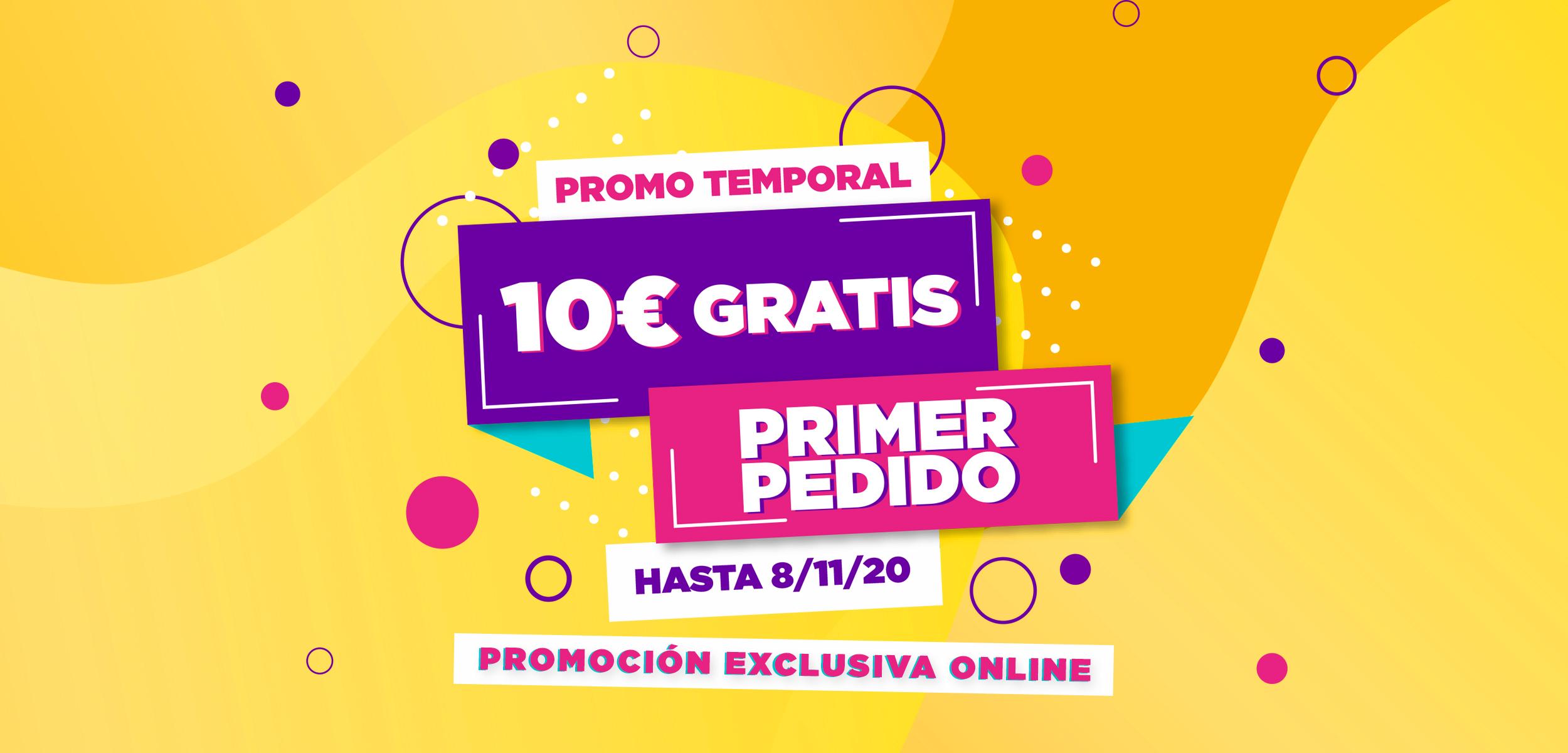 10€ gratis en imprenta online